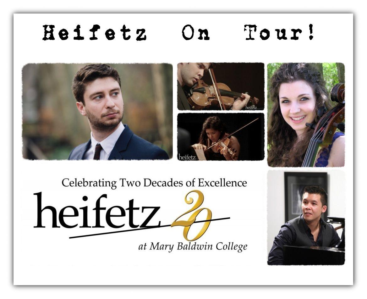 Heifetzon tourNE